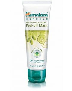 Himalaya Almond & Cucumber Peel Off Mask 75 ml