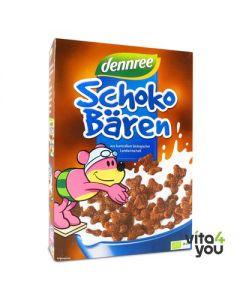 Dennree Choco αρκουδάκια 250 gr