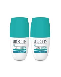 Bioclin Deo Control alcohol free Roll-on 50 ml 1+1