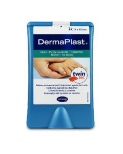 Hartmann DermaPlast Corns 7 pcs (17 x 40 mm)