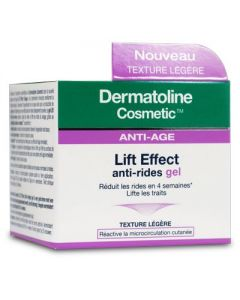 Dermatoline Cosmetic Anti-Age Lift Effect Anti-Rides Gel 50 ml
