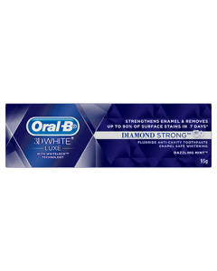 Oral-B 3D White Luxe Diamond Strong Toothpaste 75 ml