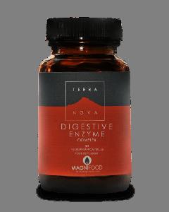 Terra Nova Digestive Enzyme Complex 50 veg caps
