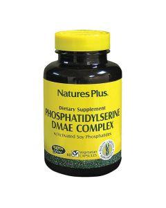 Nature's Plus Phosphatidylserine/DMAE Complex 60 veg.caps