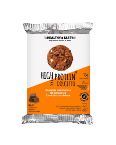 Power Health Healthy & Tasty High Protein Dolcetto chocolate brownie 35 gr