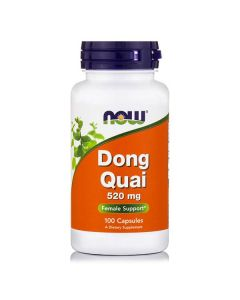 Now Dong Quai 520 mg 100 caps