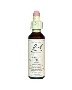 Dr Bach Sweet Chestnut 20 ml