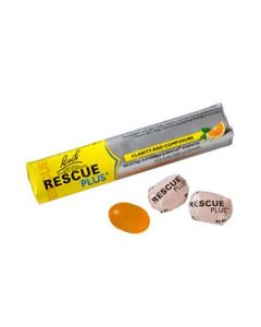 Dr Bach Rescue plus lozenges orange 42 gr