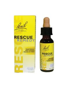 Dr Bach Rescue Remedy drops 10 ml