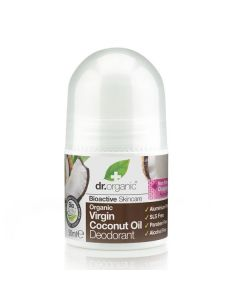 Dr. Organic Coconut oil Deodorant 50 ml
