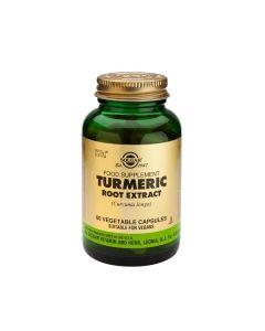 Solgar Standardised Turmeric Root Extract 60 veg caps