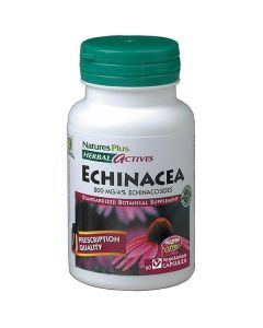 Nature's Plus Echinacea 200 mg 60 veg.caps
