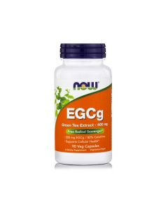 Now EGCg Green Tea Extract 400 mg 90 VCaps