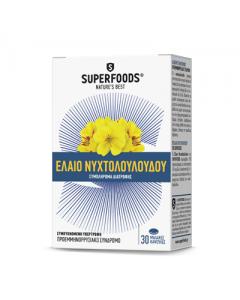 Superfoods Evening Primrose Oil 30 softgels