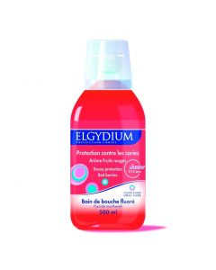 Elgydium Junior mouthwash 500 ml