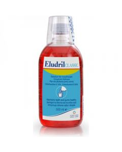 Eludril Classic mouthwash 200 ml