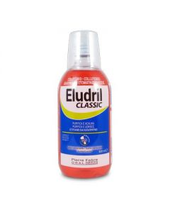 Eludril Classic mouthwash 500 ml