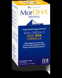 Minami MorDHA Prenatal 60 softgels