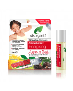 Dr. Organic Aromatherapy Energising Aroma Ball 10 ml
