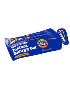 Maxim Energy gel orange flavour 100 gr 25 τμχ