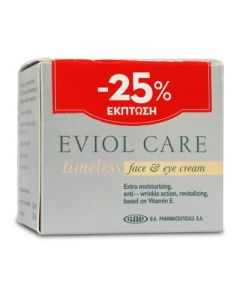 Eviol Care Timeless face & eye cream 50 ml