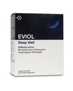 Eviol Sleepwell 60 soft gels