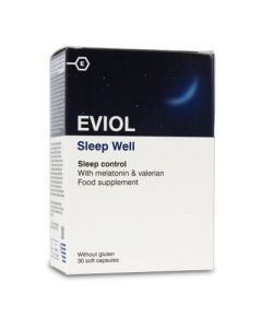 Eviol Sleepwell 30 soft gels
