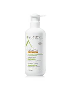 A-Derma Exomega Control Lait Emolliente 400 ml