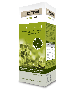 F Ective Herbal Syrup Adults Sugar Free 200 ml