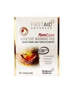 FemEase Adhesive Warming Pad 2 large pads