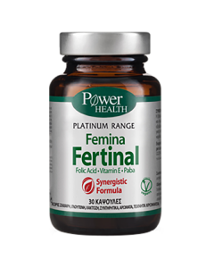 Power Health Platinum Range Femina Fertinal 30 caps