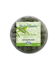 InoPlus Natural Herb Candies Green Tea 70 gr