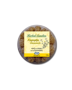 InoPlus Natural Herb Candies Chamomile 70 gr