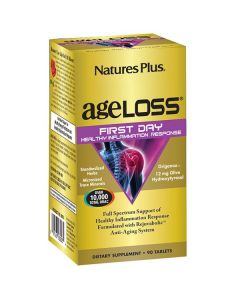 Nature's Plus AgeLoss First Day Healthy Inflammation Response 90 tabs