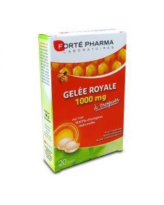 Forte Pharma Gelee Royale 1000 mg 20 chewable tabs