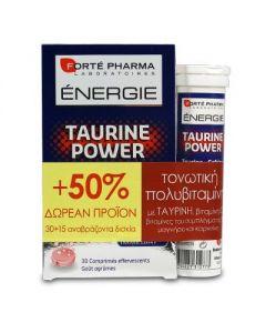 Forte Pharma Energie Taurine Power 30 &15 eff tabs