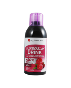 Forte Pharma Turboslim Drink 500 ml Framboise