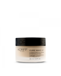 Korff Cure Make Up Creamy Fountation Lifting Effect 01 Creme 30 ml