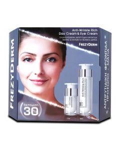Frezyderm Anti-Wrinkle Rich Day Cream 50 ml & Eye cream 15 ml