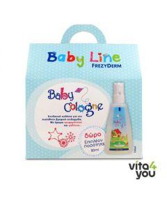 Frezyderm Baby Cologne 150 ml & 80 ml Δώρο