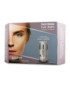 Frezyderm Eye Balm 15 ml & Active Block 15 ml & Revitalizing serum 5 ml
