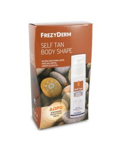 Frezyderm Self Tan Body Shape 150 ml & 80 ml