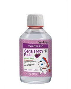 Frezyderm SensiTeeth Kids Mouthwash 250 ml