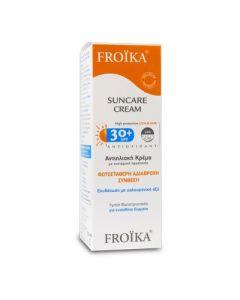 Froika Sun Care Face cream pump SPF30+ 50 ml