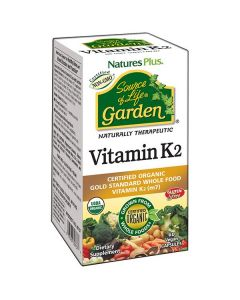Nature's Plus Garden Vitamin K2 60 veg.caps