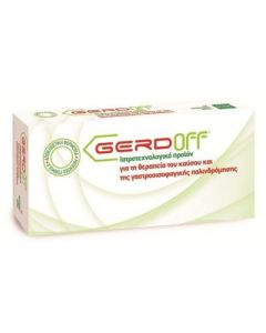WinMedica Gerdoff 10 chewable tabs