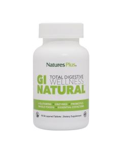 Nature's Plus GI Natural 90 Bi-Layered tabs
