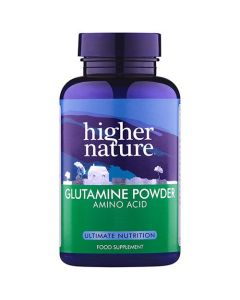 Higher Nature Glutamine Amino Acid 90 caps