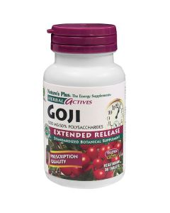 Nature's Plus Goji 1000 mg Extended Release 30 tabs