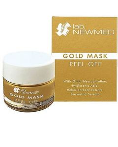 New Med Gold Mask Peel Off 50 ml
